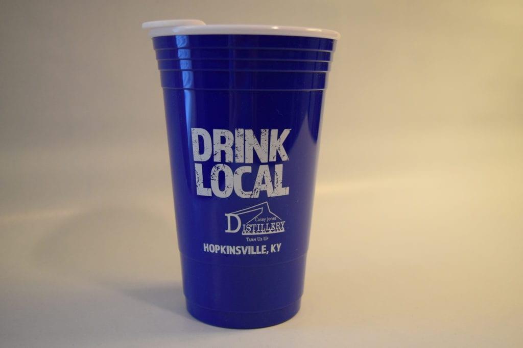 Drink Local Custom Tumbler