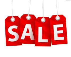 Promotional Products Sale