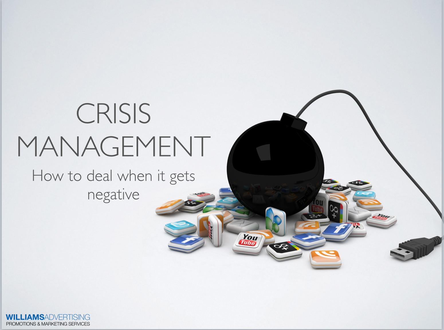 WilliamsAdvertisingCrisisManagementSocial