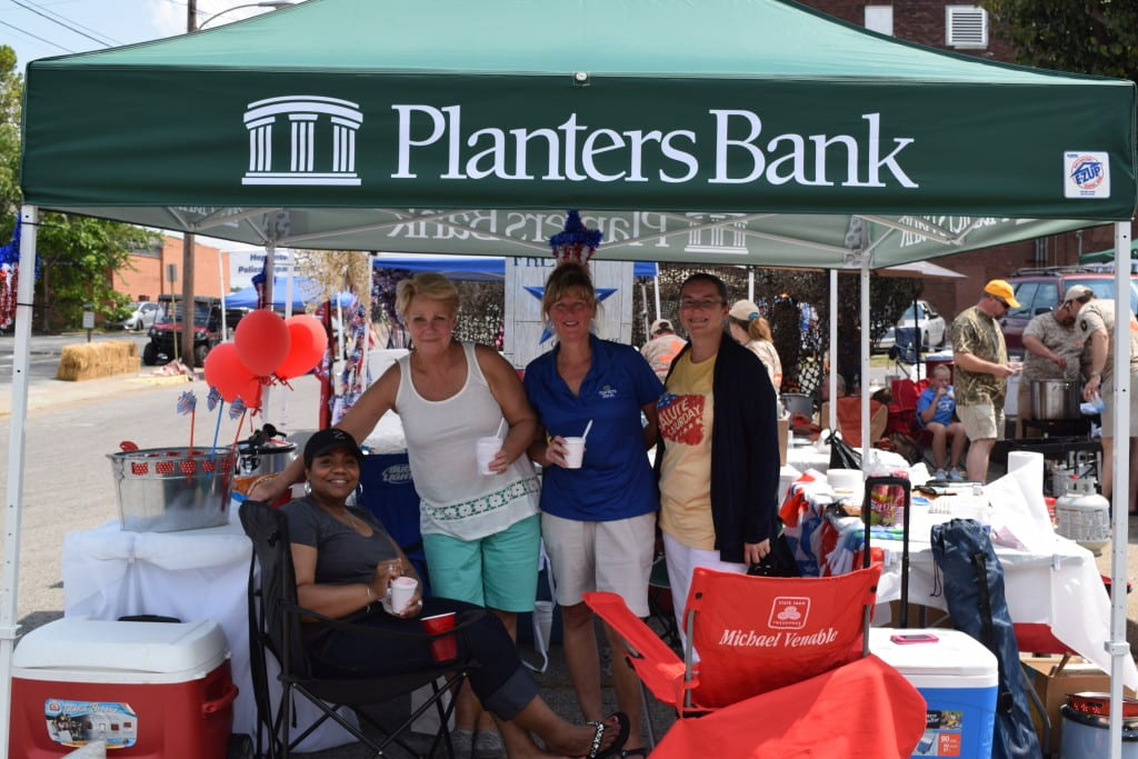 The Planters Bank Team