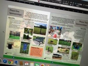 Hopkinsville Dog Park Sponsorship Opportunities Packet