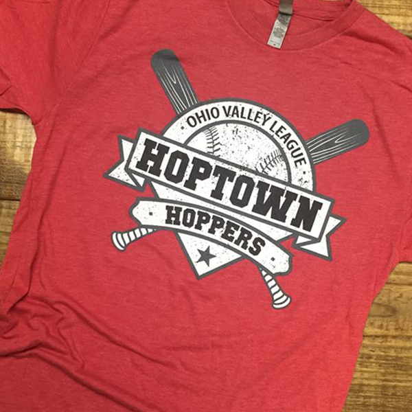 Hoptown Hoppers T-Shirt