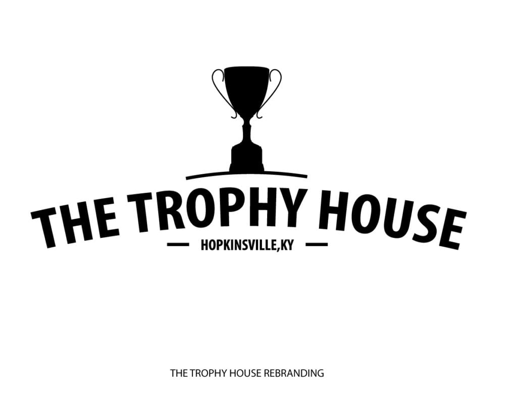 The Trophy House Logo