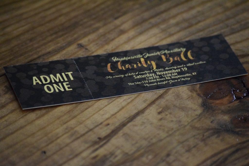 Hopkinsville JA Charity Ball Tickets
