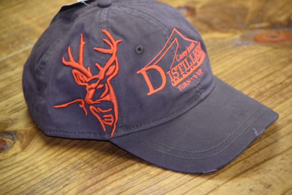 Casey Jones Distillery Embroidered Hats