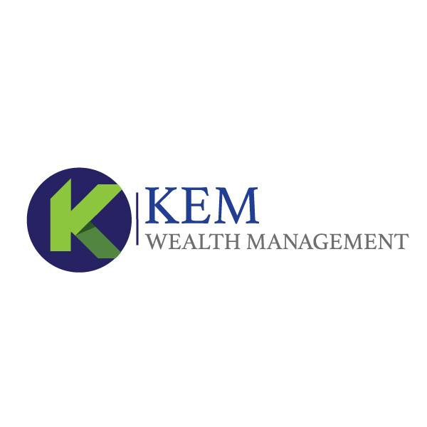 Kem Wealth Management Logo Design