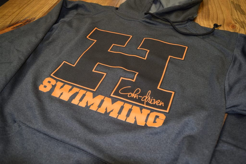 Hoptown Swimming T-Shirts & Sweatshirts