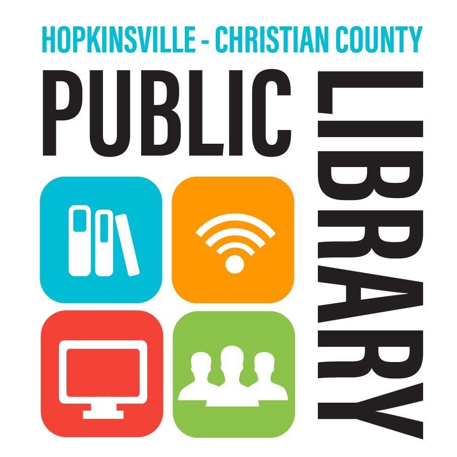 Hopkinsville Public Library Logo Design