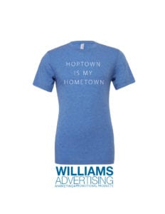 Hoptown is my Hometown