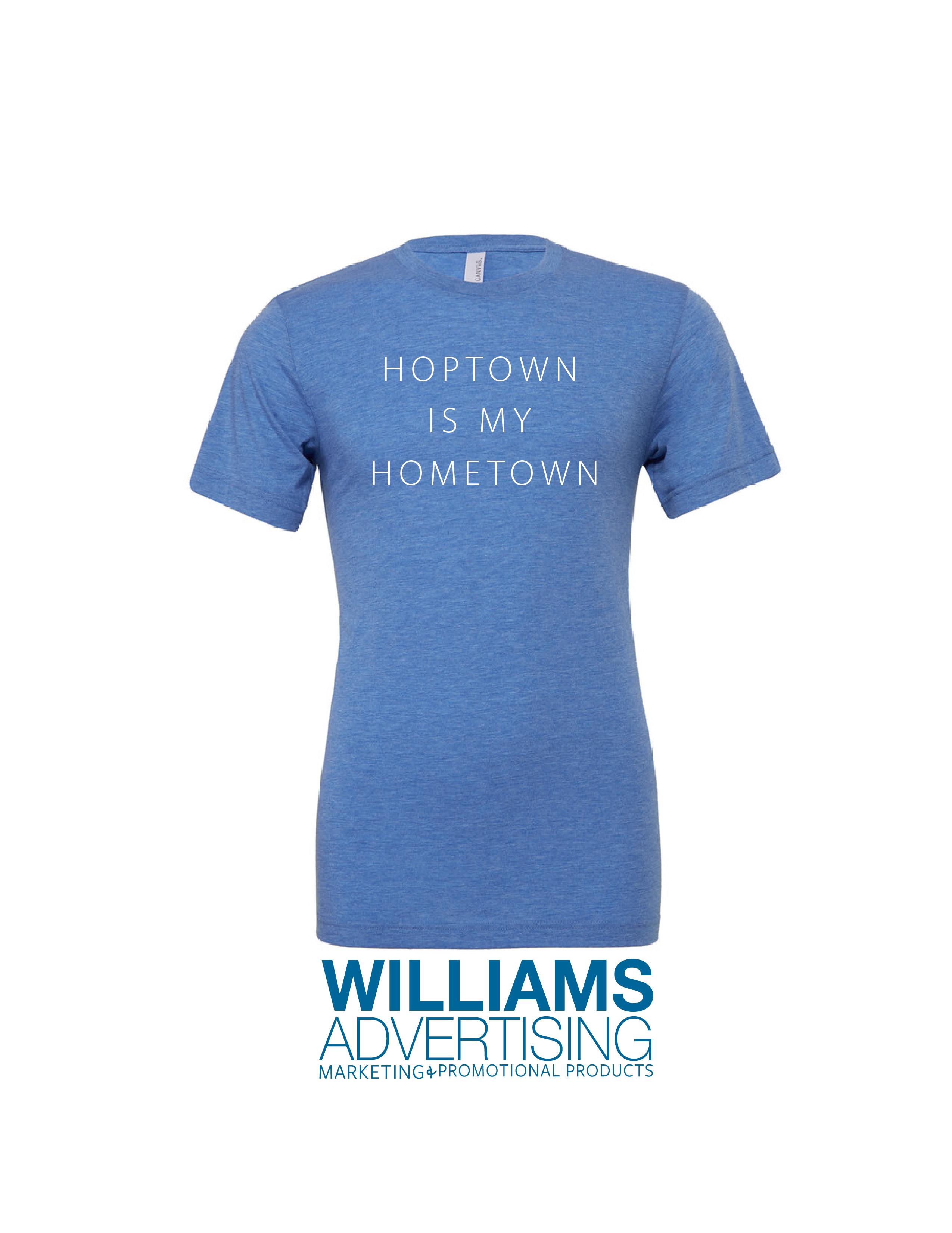Hoptown is my Hometown