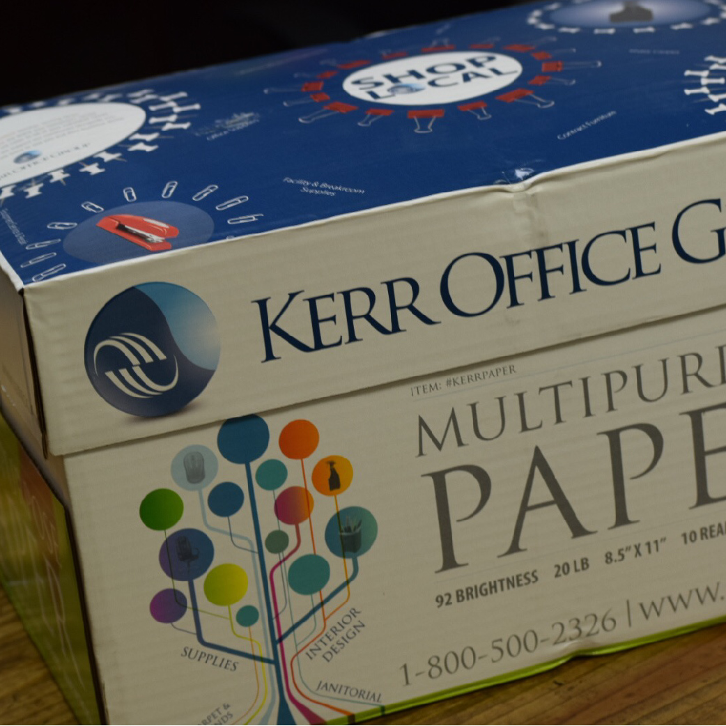 Package Design Kerr Office Group Hopkinsville Elizabethtown Kentucky