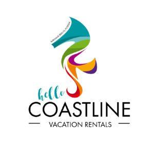 Hello Coastline Logo Design