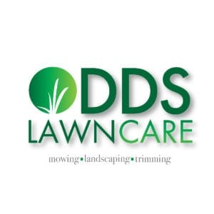DDS Lawncare Logo Design