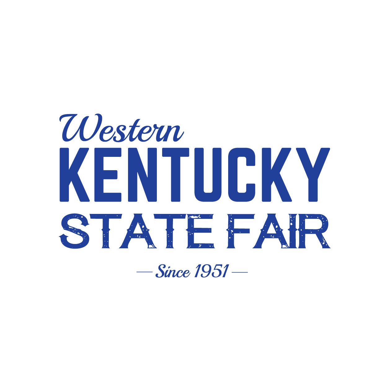 Western Kentucky State Fair Logo Design