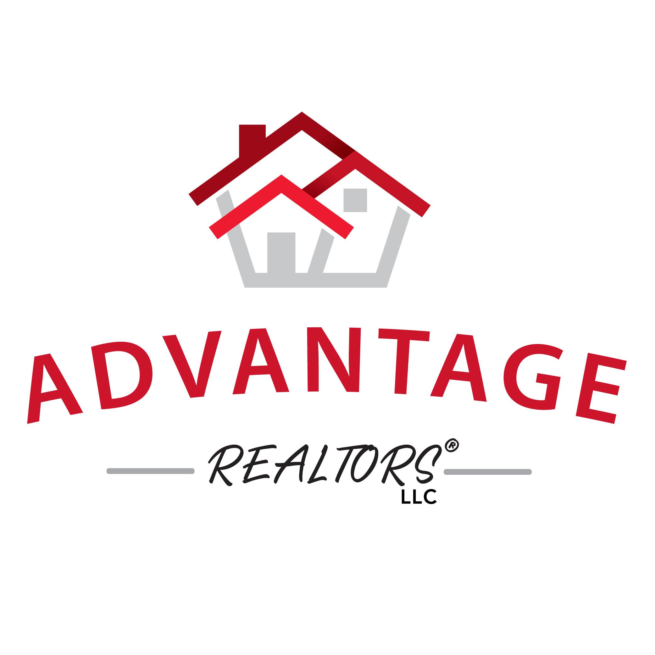 Advantage Realtors Hopkinsville Kentucky Logo Design