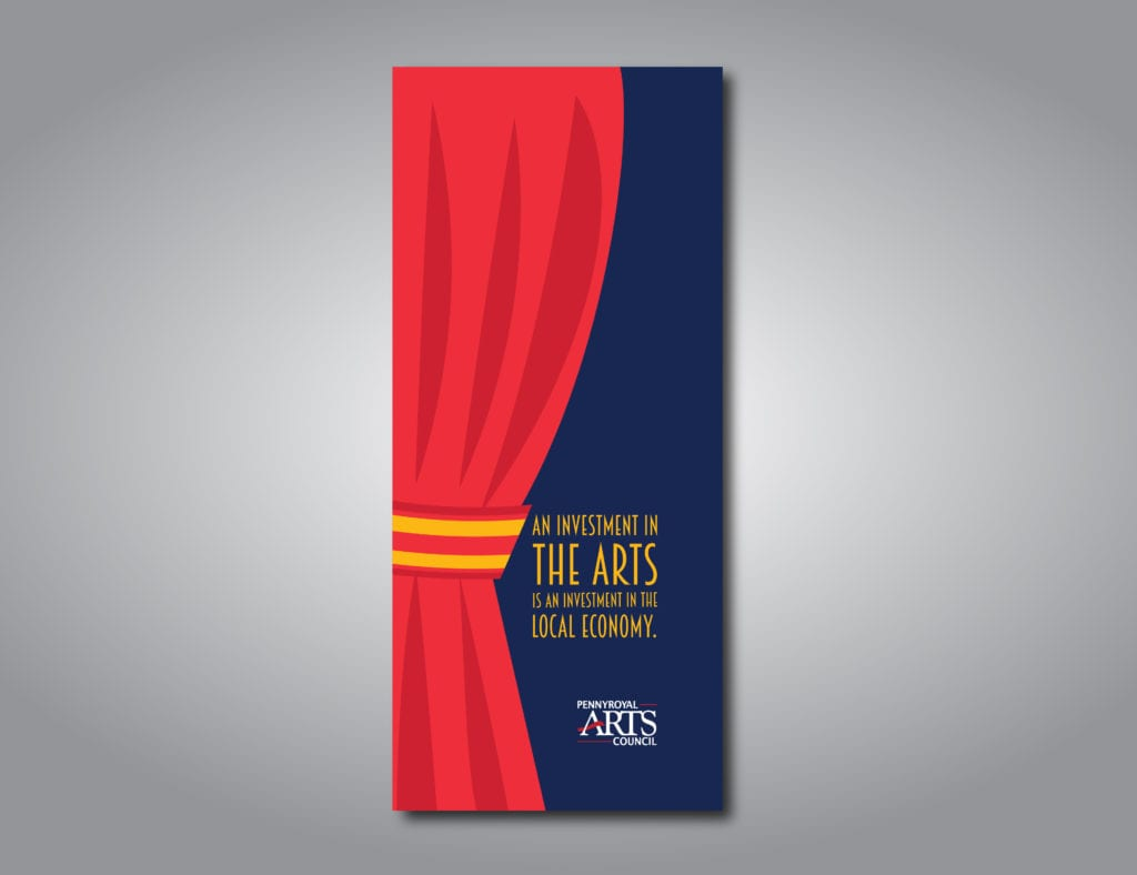 Pennyroyal Arts Council impact of the arts brochure