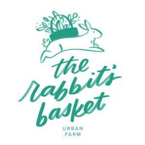 The Rabbits Basket Logo Design