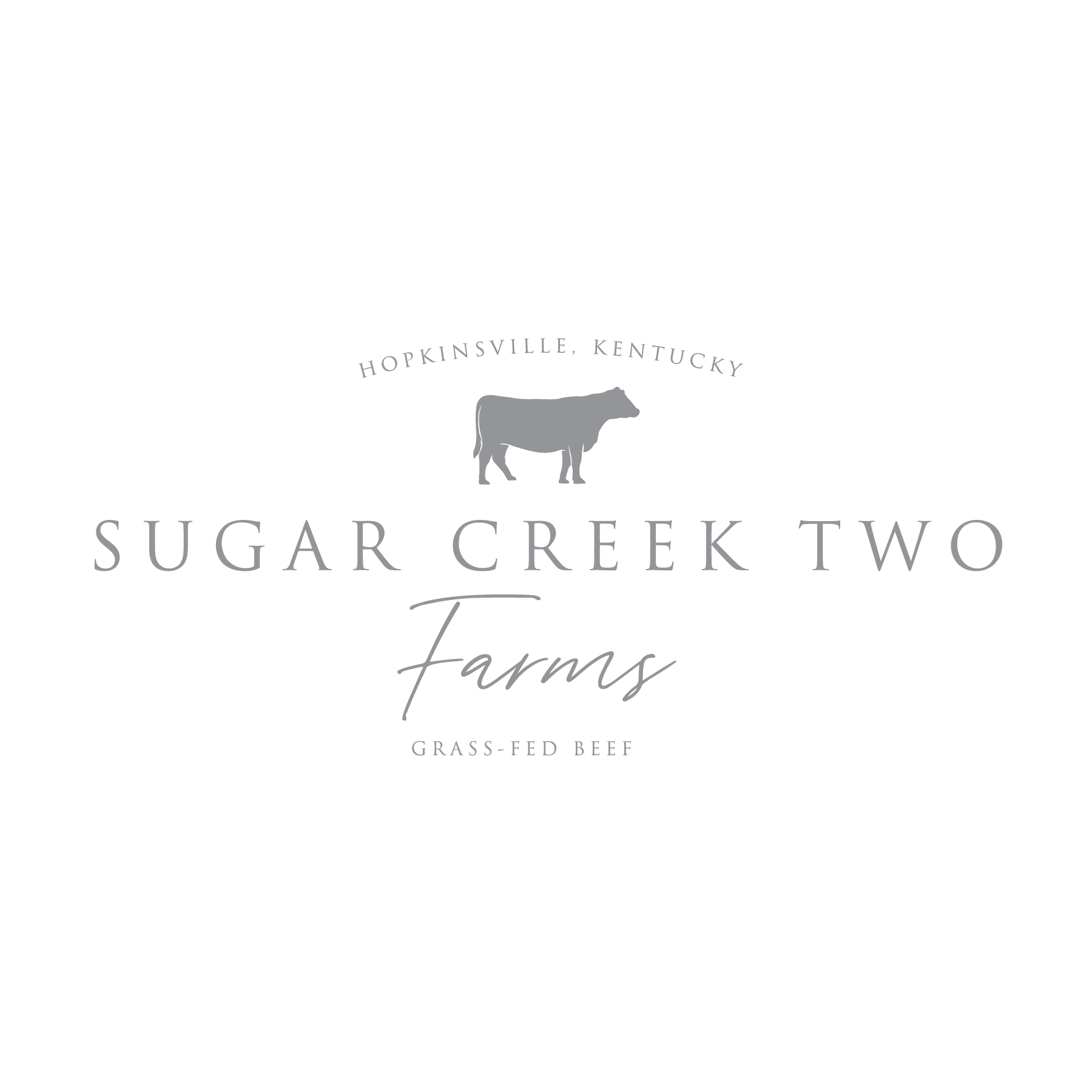 Sugar Creek Two Farms Logo