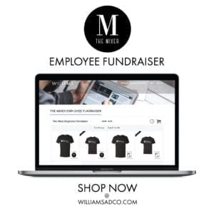 The Mixer Employee Fundraiser Shirts Online Store