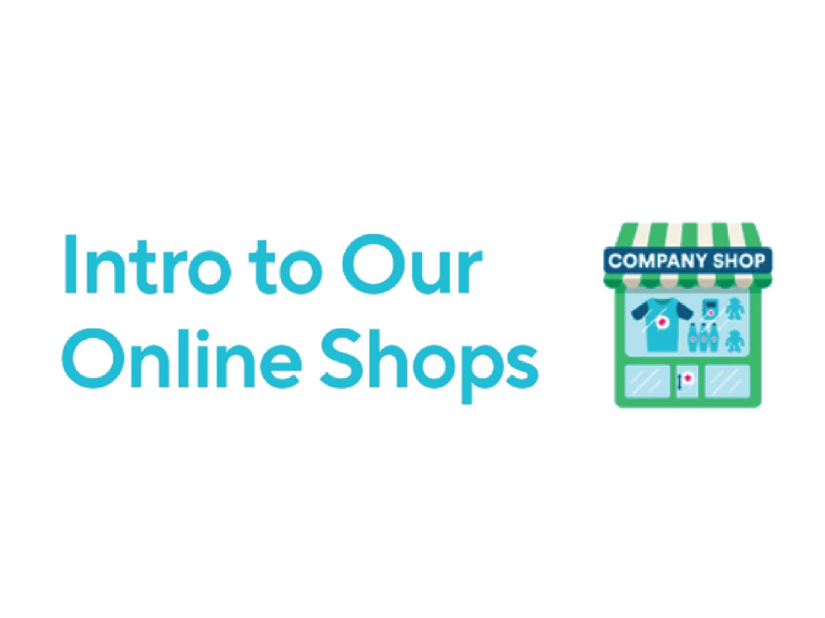 Online Branded Merchandise Store