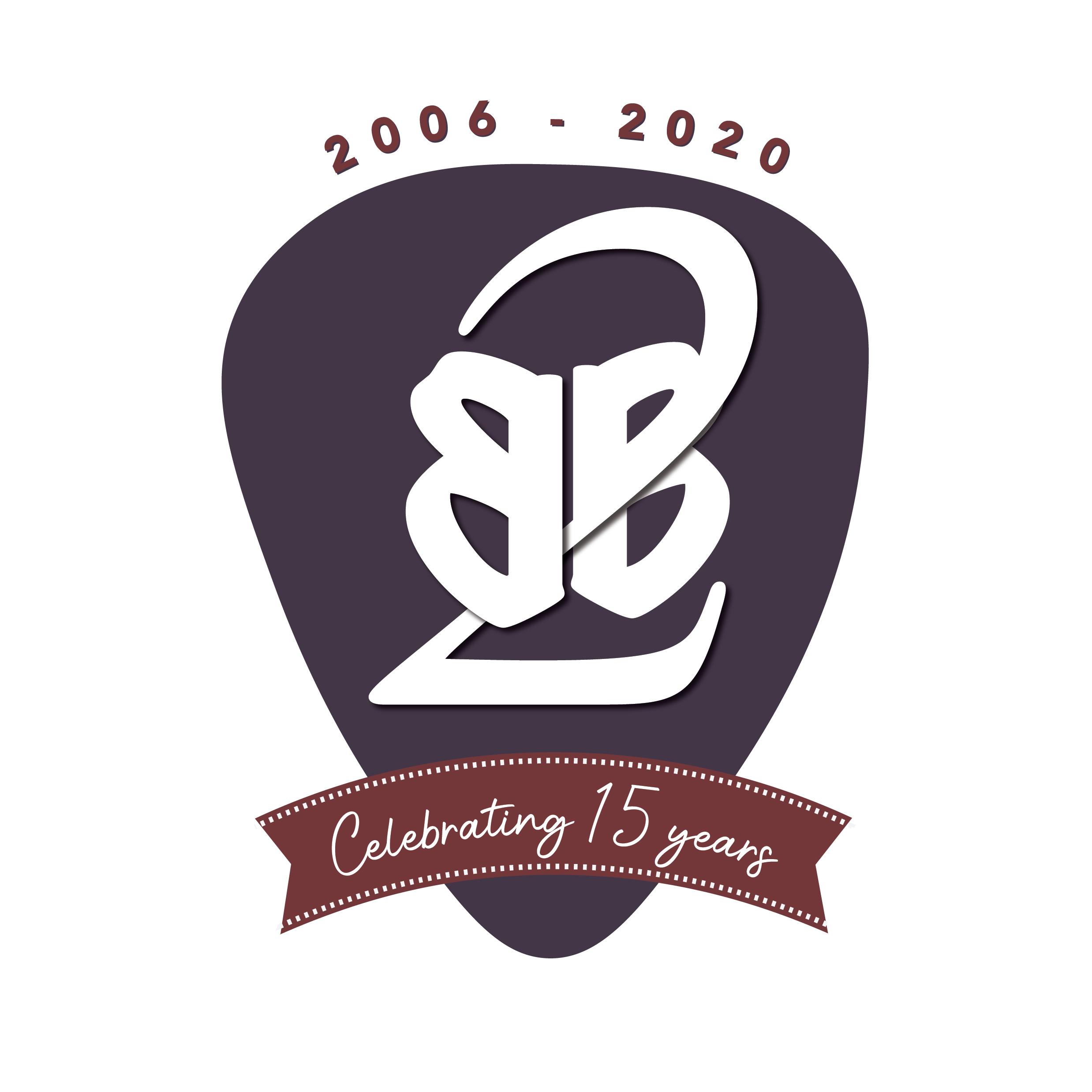 Back2Back Foundation Logo Rebrand Anniversary logo
