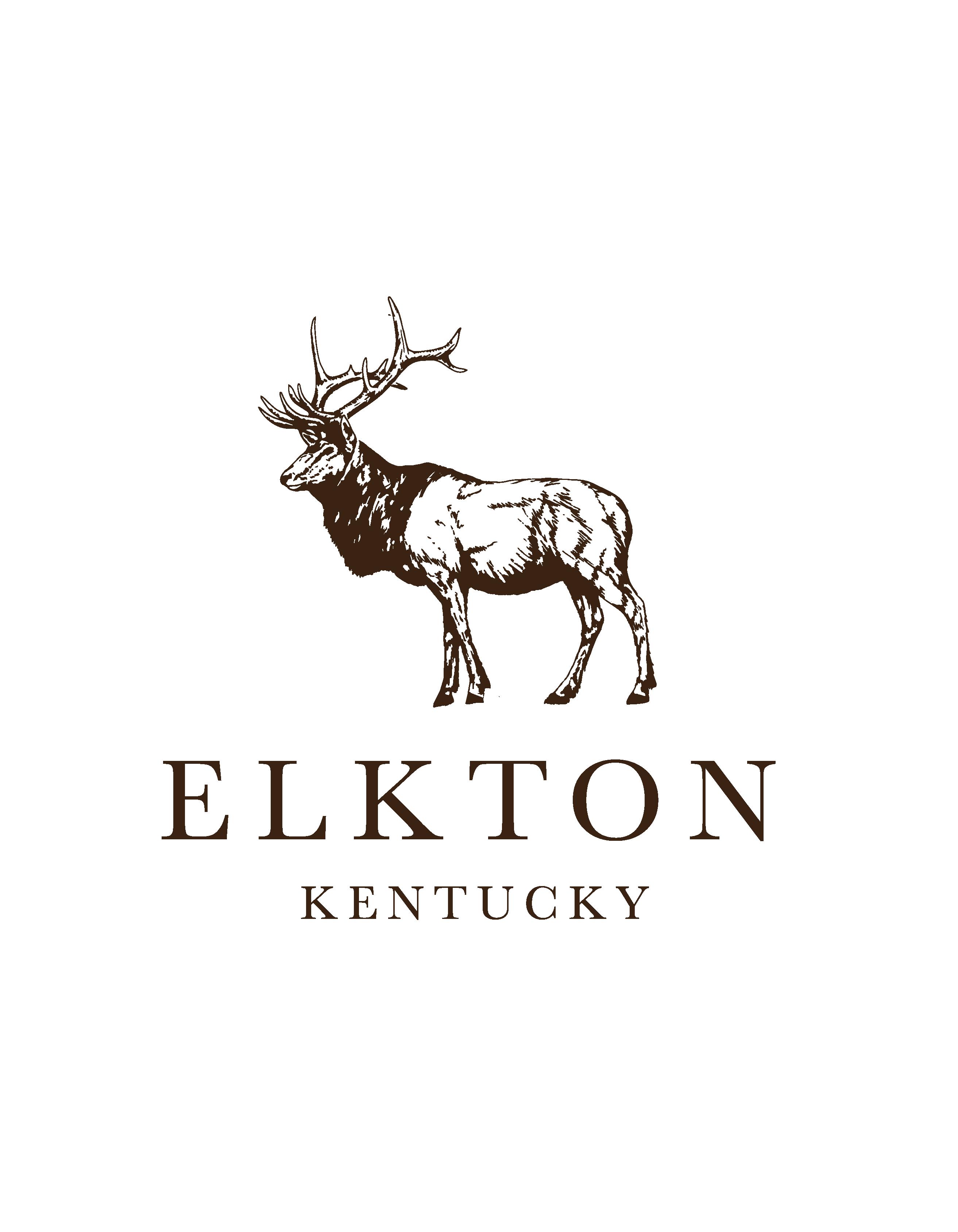 City of Elkton Kentucky Logo Design