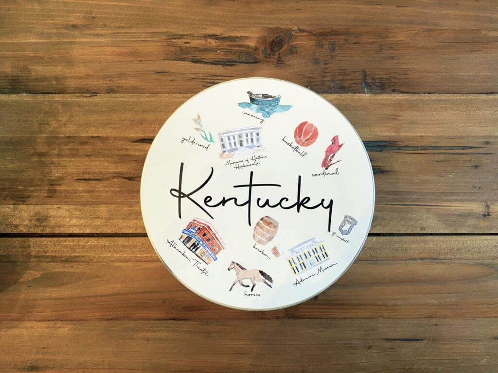 Kentucky Custom Gift Tin